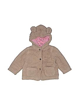 Mini Boden Fleece Jacket Size 12-18 mo