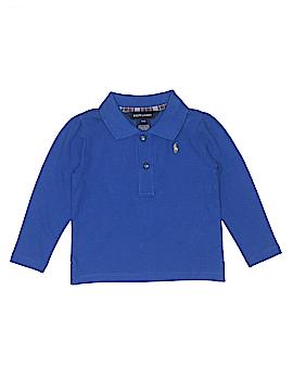 Ralph Lauren Long Sleeve Polo Size 18 mo