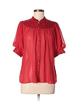 Moulinette Soeurs 3/4 Sleeve Blouse Size 8