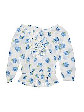 Abercrombie Long Sleeve Blouse Size M (Kids)