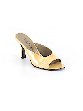 Yves Saint Laurent Mule/Clog Size 6