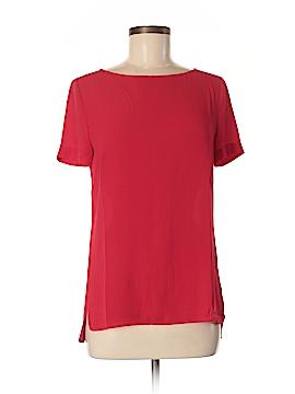 Lands' End Short Sleeve Blouse Size 6