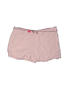 Zara Khaki Shorts Size 13 - 14