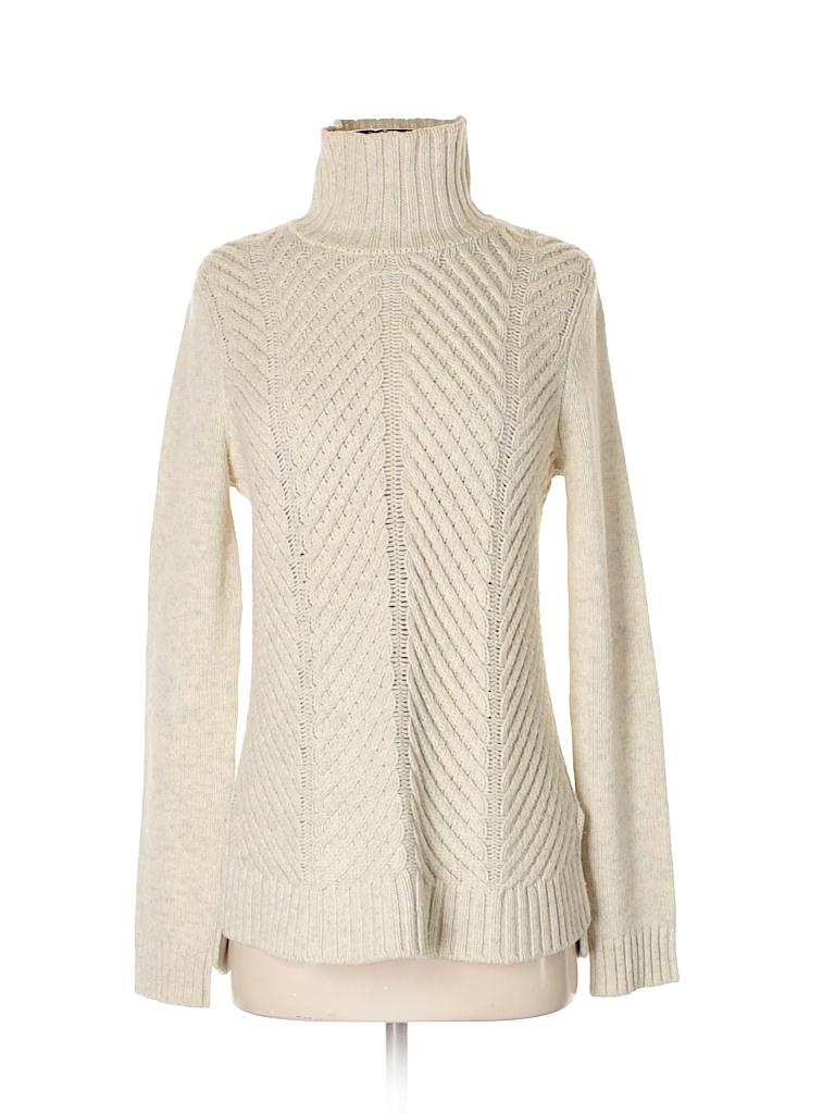 Vince. Women Turtleneck Sweater Size S