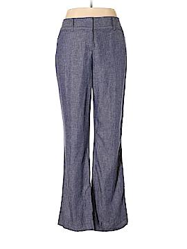 Ann Taylor LOFT Outlet Linen Pants Size 6