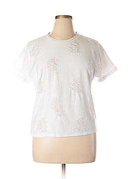 Sweet Romeo Short Sleeve Top Size L
