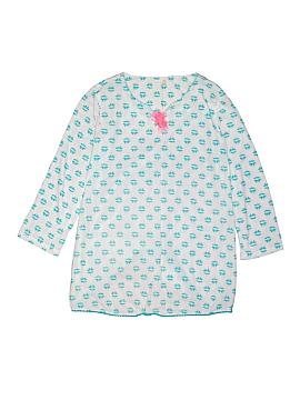 John Lewis Girl Long Sleeve Blouse Size 9/10