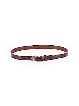 DKNY Leather Belt Size M