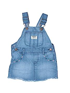 OshKosh B'gosh Overall Dress Size 18 mo