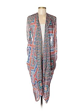 Red Carter Kimono Size XS