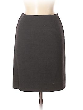 J. McLaughlin Wool Skirt Size 4