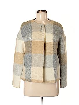Zara Basic Coat Size M