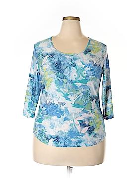 Nomadic Traders 3/4 Sleeve T-Shirt Size 1X (Plus)