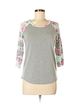 Rue21 3/4 Sleeve T-Shirt Size M