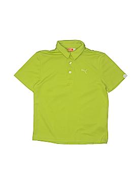 Puma Short Sleeve Polo Size S (Kids)