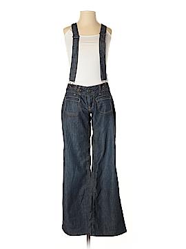 Guess Jeans Overalls 26 Waist