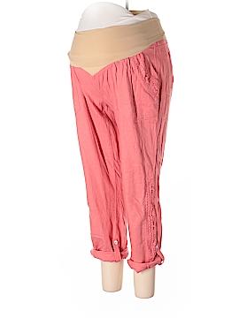 Motherhood Linen Pants Size XL (Maternity)