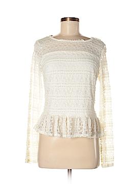 Olsenboye Long Sleeve Top Size M