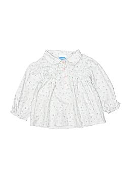 Bon Bebe 3/4 Sleeve Blouse Size 18 mo