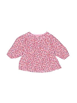 Genuine Baby From Osh Kosh 3/4 Sleeve Blouse Size 3T