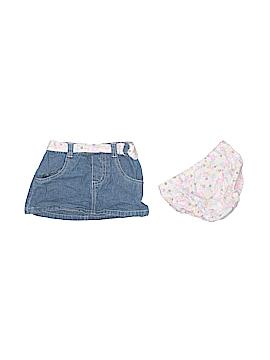 Cherokee Denim Skirt Size 3 mo
