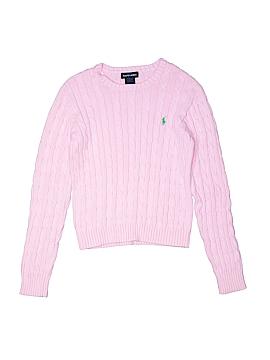 Ralph Lauren Pullover Sweater Size Large kids (12/14)