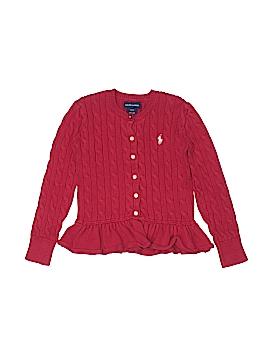 Ralph Lauren Cardigan Size 7
