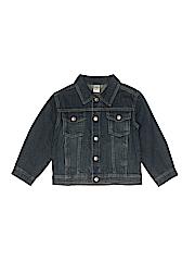 Gymboree Girls Denim Jacket Size X-Small (Youth)
