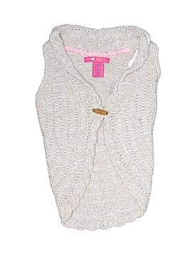 Shrinking Violet Cardigan Size 5 - 6