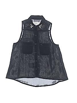 Abercrombie Sleeveless Blouse Size S (Kids)