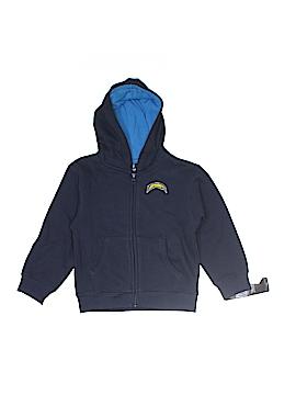 NFL Zip Up Hoodie Size 4T