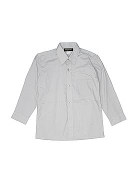 Rafael Long Sleeve Button-Down Shirt Size 8