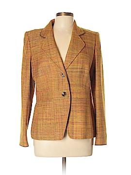 Ellen Tracy Silk Blazer Size 10
