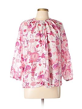 Tommy Bahama 3/4 Sleeve Blouse Size XL