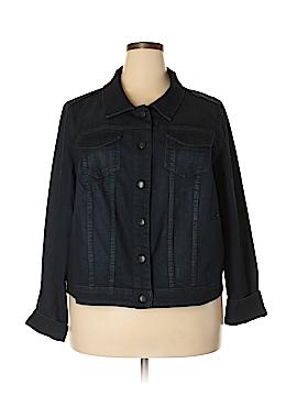 Venezia Denim Jacket Size 24 (Plus)