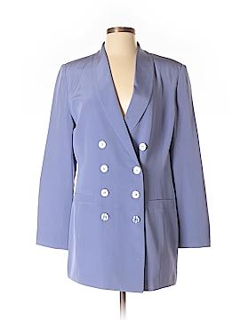 Stephanie Andrews Silk Blazer Size 8