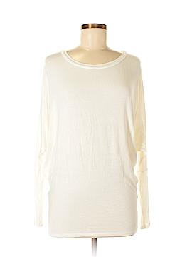 Pink Blush Long Sleeve T-Shirt Size S