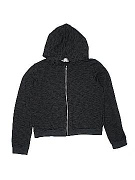H&M Zip Up Hoodie Size 14