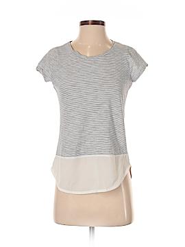Maison Jules Short Sleeve Top Size XS