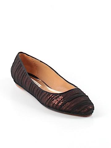 Badgley Mischka Flats Size 6 1/2