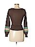 Nanette Lepore Women Wool Pullover Sweater Size 2
