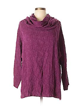 Tianello 3/4 Sleeve Blouse Size M
