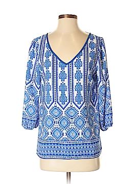 Myan 3/4 Sleeve Blouse Size S