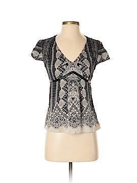 Antonio Melani Sleeveless Silk Top Size 4