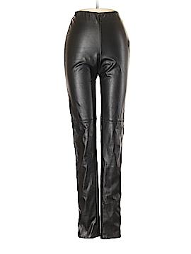 H&M Faux Leather Pants Size 6