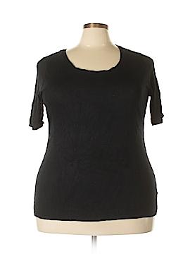 Lane Bryant Short Sleeve T-Shirt Size 18/20 Plus (Plus)