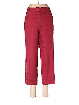 Lena Gabrielle Linen Pants Size 8