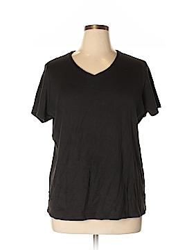 Falls Creek Short Sleeve T-Shirt Size 1X (Plus)