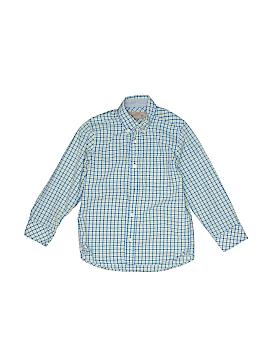 H&M L.O.G.G. Long Sleeve Button-Down Shirt Size 3 - 4