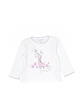 Absorba Long Sleeve T-Shirt Size 6 mo